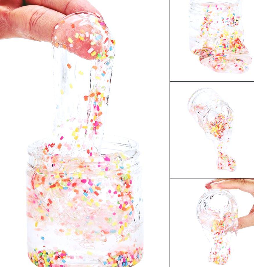 Cara Membuat Slime Bening Dengan Mudah