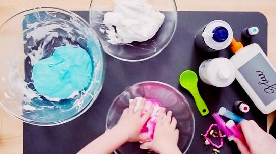 Cara Membuat Slime Dari Tisu
