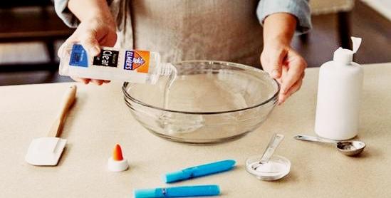Cara Membuat Slime Tanpa Lem Dan Borax