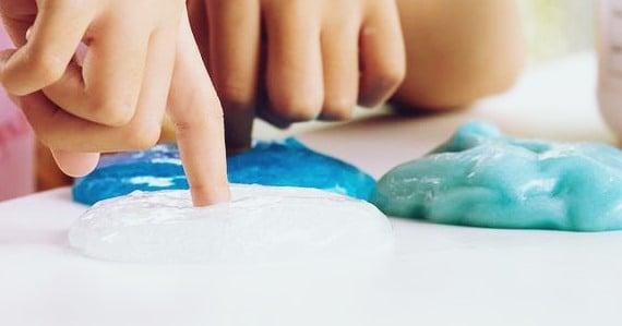 Membuat Slime Dengan Lem Povinal