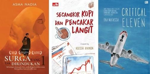 Rekomendasi Novel Romantis Indonesia